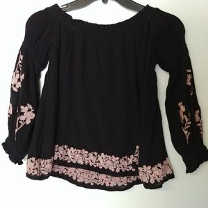 American Eagle Outfitters Tops - AE Viscose top